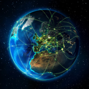 The European distribution network paradigm