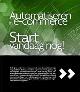 Automating e-commerce