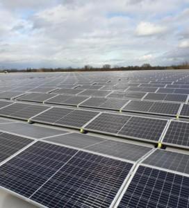 How many solar panels do you need? (Warehouse Totaal)