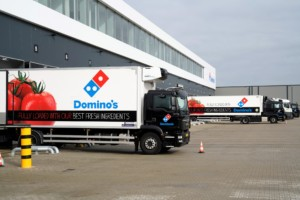 Domino's Pizza continues to grow with a new distribution and production center in Nieuwegein