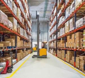 Warehouse planning