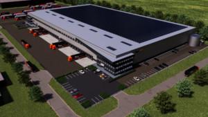 Sustainable distribution center Vos Logistics
